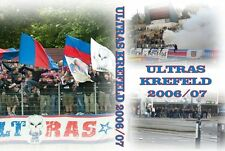 DVD ULTRAS KREFELD 2006/2007 --- ULTRA,TIFO,COMPILATION,FANS,SUPPORT
