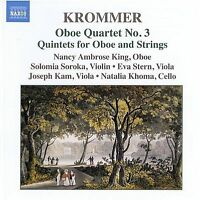 Oboe Quartet 3/Quintets for Oboe and Strings, New Music
