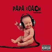 Papa Roach lovehatetragedy Limited Edition 2 bouns tracks and 2 live videos CD