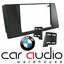CT24BM08 BMW 5 Series E39 1995 - 2004  Car Stereo Double Din Fascia Facia Panel