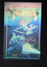 MANTRA - 1 - MALIBU COMICS - 1993 - VF - GOLD HOLOGRAM - ULTRA RARE!