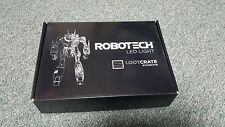 Robotech- Loot Anime Crate Exclusive- LED Light- New