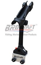Brocraft Extender Rod Holder for  Versatrack System /90 Degree Lund Sport Track