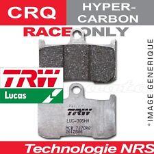 Plaquettes de frein Avant TRW Lucas MCB 660 CRQ Buell M2 1200 Cyclone EB1 99-02