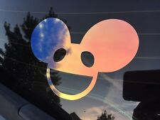Deadmau5 Vinyl Window Decal *Please Pick Color*