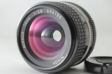 【Excellent+5】 Nikon Ai-s Nikkor 28mm F/2.8 ais MF Wide Angle Lens from Japan