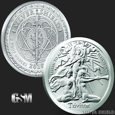 2 OZ 2018 Silver Shield MiniMintage Series Trivium Girls Silver Round - IN-STOCK