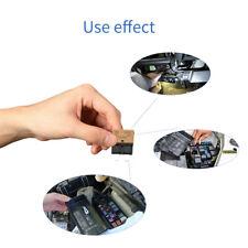 Interruptor de circuito rearme manual Hoja Fusible 5A-30A para Coche Barco Marina Camión 14V