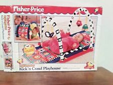 Fantastic 2-in-1 Fisher-Price Bright Expressions Playhouse!