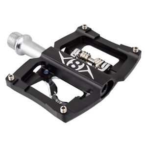 Origin-8 Dual Sport SPD Single Clipless Pedals Or8 Dual Spt Spd Sgl Clpls 9/16bk