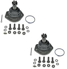 Pair Set of 2 Front Upper Suspension Ball Joints Dorman For Buick Chevy Pontiac