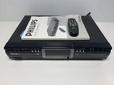 High-end Philips CD-grabador modelo cdr765 top estado FB + BD