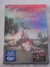 New - The Vampire Diaries - Season 1 - DVD The Complete 1st Season