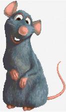 Ratatouille Counted Cross Stitch Kit Disney Character