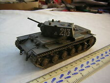 Tamiya 32535 WW2 Russian Military KV-1 Tank Scale 1:48