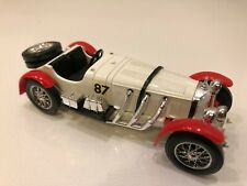 Solido 1931 Mercedes SSKL 1/43 Diecast Car