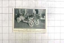1908 The 20 - 30 HP Lorraine Dietrich, British Built, London To Edinburgh Easy