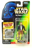 Star Wars The Power of the Force- Bespin Han Solo POTF Kenner Collection 1 New