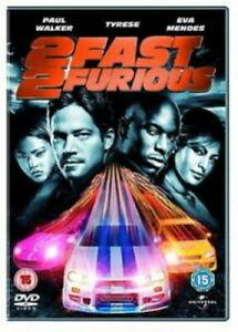 2 Fast 2 Furious (DVD, 2003) Paul Walker