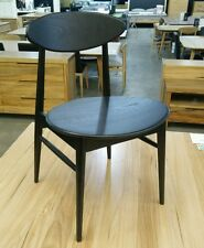 The Black Dane - Dining Chair - Solid American Oak