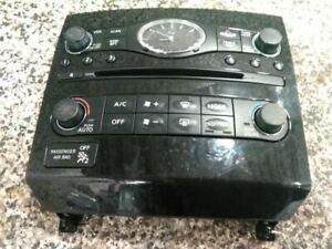 Temperature/Heater/Ac A/C Control 2011 Fx35 Sku#2655004
