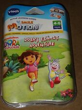 VTech V. Smile Motion Dora The Explorer Dora's Fix-It Adventure-New In Package
