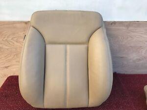 MERCEDES X164 W164 GL450 GL550 GL320 PASSENGER LEATHER SEAT CUSHION OEM 116K