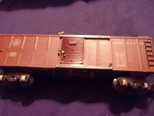 American Flyer 633 Baltimore & Ohio Brown Boxcar