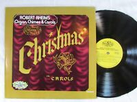 Christmas in Carols, Robert Rheims, Vinyl LP,  Mistletoe records.