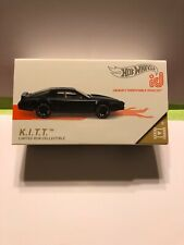 Hot Wheels id Knight Rider K.I.T.T. Limited Run Collectible 2019