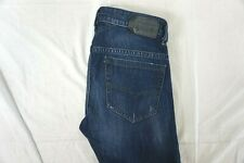 NWT DIESEL Men's Thavar R831Q Dark Wash Slim Skinny Denim Jeans 27 x 32