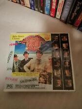 AROUND THE WORLD IN 80 DAYS (1989) - Rare Oz Video Central Issue - VHS Thriller!