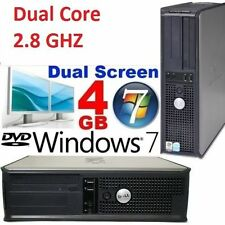Computer desktop con hard disk da 160GB 2.80GHz