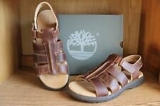 Timberland Earthkeeper Altamont 2 Fishermans Sandals Brown Men Size 13  TB09759A