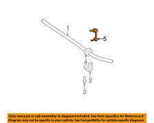GM OEM Stabilizer Sway Bar-Front-Link 25784241