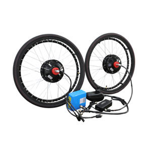 CNEBIKES 24V/180W 16ah Electric Wheelchair Handcycle Conversion Kit W/ Battery