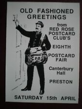 Lancashire Single Collectable Advertising Postcards
