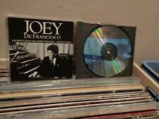 JOEY DeFrancesco EXCERPTS FROM THE STORY THUS RARE JAZZ CD