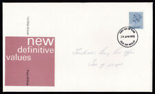 GB 1978 Royal Mail Definitive Issue First Day Cover 10½p Isle of Wight SG X891