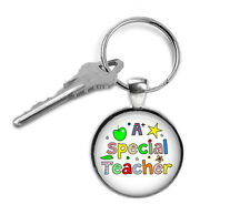 Teacher keyring- gifts for teachers,Teacher keychain, teacher appreciation,teach