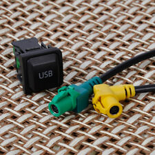 For VW Golf Jetta SCIROCCO RCD510 RNS315 RCD300+ USB Switch Cable 5KD 035 726 A