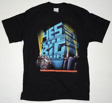 Vtg '87 YES Concert Tour T Shirt Lg The Big Tour Generator MINT 80s Rock Band