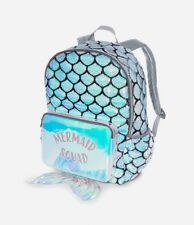 Justice Mermaid Squad Backpack NWT Very Cute!