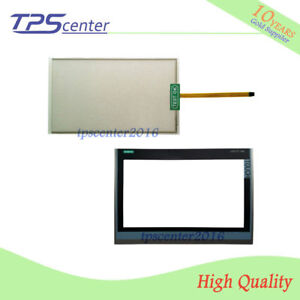 Touchscreen for 6AG1124-0UC02-4AX0 6AG1 124-0UC02-4AX0 TP1900 with Front overlay