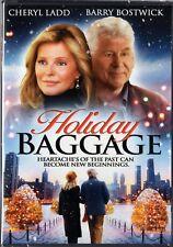 Holiday Baggage (DVD, 2011) Cheryl Ladd, Barry Bostwick   Christmas  BRAND NEW