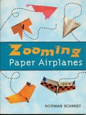 Like New, Zooming Paper Airplanes, , Paperback
