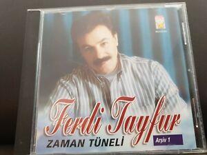 Ferdi Tayfur - Zaman Tüneli/Arsiv 1 - CD
