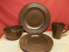 Wedgwood Dinnerware Emeril Cafe Pattern 4 Piece Place Setting New