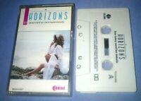 V/A HORIZONS cassette tape album