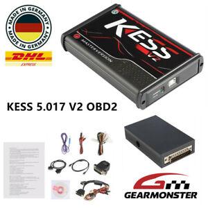 KESS V5.017 SW V2.47 Neue Version Master OBD2 ECU Programmierwerkzeug Kein Token